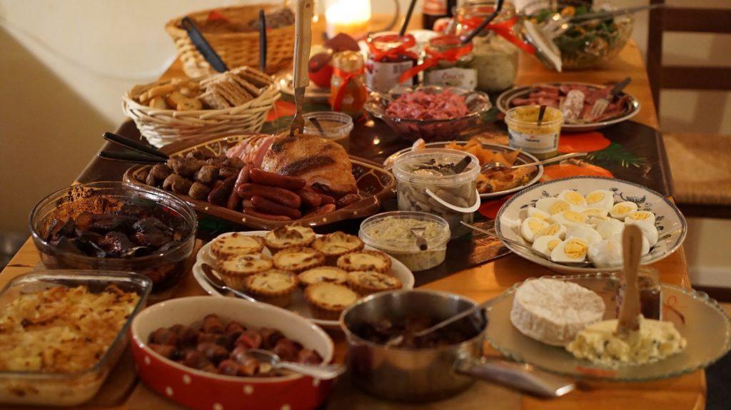 cichy blender pomocny w przygotowaniu świątecznych posiłków